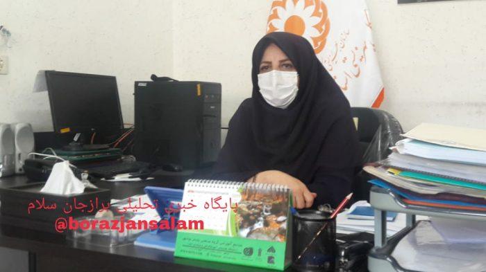 آرزو منوچهری ؛ سرپرست مدیریت بهزیستی شهرستان بوشهر ۲۲۷۵ مورد شهروندان  با خط اورژانس اجتماعی ۱۲۳ بهزیستی تماس داشته اند