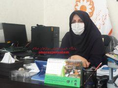 گفتگوی ویژه با سرکار خانم آرزو منوچهری سرپرست مدیریت بهزیستی شهرستان بوشهر در مورد فعالیتهای بهزیستی بوشهر در تامین مسکن مدجویان بهزیستی