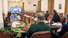 آغاز نهضت جهش تولید کشاورزی و دامپروری در بوشهر به صورت ویدئو کنفراس + جزئیات و تصاویر