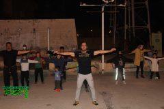 تصاویر و فیلم اختصاصی اختتامیه مراسم آوای ورزش در برازجان