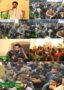 گزارش تصویری اجتماع بزرگ مدافعان حرم ولایت برازجان با سخنرانی انجوی نژاد و مداحی سید رضا نریمانی در برازجان برگزار شد .