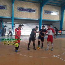 تصاویر اختصاصی افتتاح مسابقه والیبال قهرمانی حوزه های مقاومت بسیج سراسردشتستان در برازجان