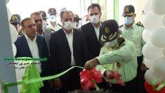 کلانتری ۱۱ شهری فرهنگ شهر برازجان با حضور مسئولین استانی و شهرستانی افتتاح شد .