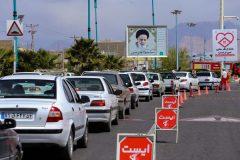 جزئیات محدودیتهای تردد در استان بوشهر و ۲۵ مرکز استان از ۱۲ آبان لغایت ۱۶ آبان