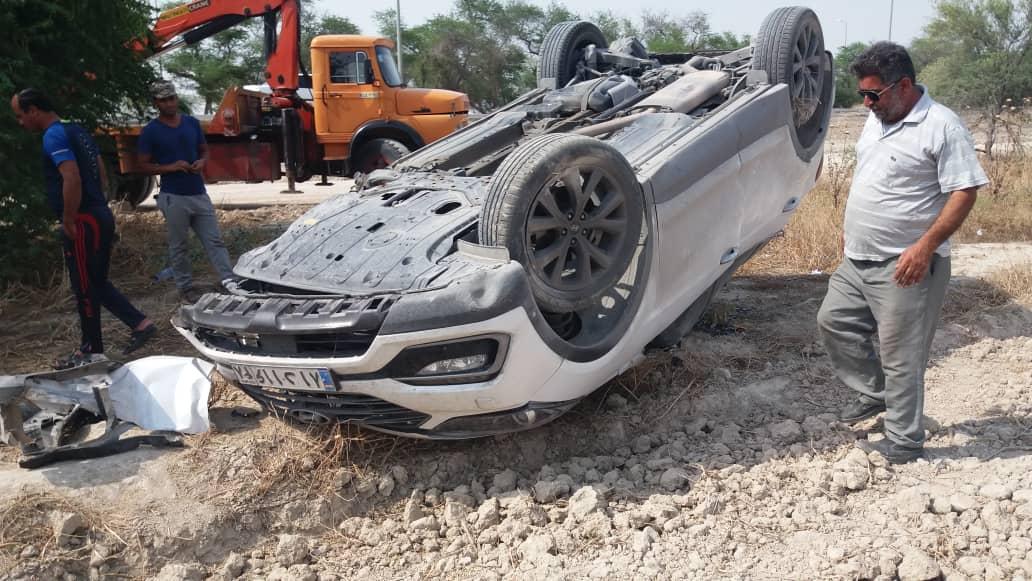 جزئیات تصادف دکتر دهقان فرد اعلام شد