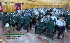 برگزاری دوره توانمندسازی فرماندهان پایگاههای بسیج ادارات کل بوشهر