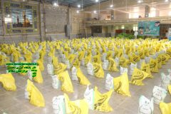 مهربانی ها در برازجان ادامه دارد ….. برگزاری رزمایش بزرگ نبوی توسط بنیاد بینالمللی خیریه آبشارعاطفه ها امورشعب استان بوشهر