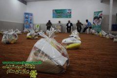 مهربانی ها ادامه دارد و اکنون به گزارش تصویر توزیع بسته های کمک معیشتی توسط گروه جهادی بسیج دانش آموزی باقرالعلوم (ع) شهرستان دشتستان