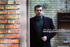 نقش آفرین ((بچه مهندس ۴)) محمد رضا رهبری در سریال رمضان شبکه ۲ صدا و سیما شد