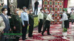 پیشکسوتان دفاع مقدس و مقاومت استان بوشهر تجلیل شدند/ پخش زنده فرمایشات مقام معظم رهبری به صورت تصویری