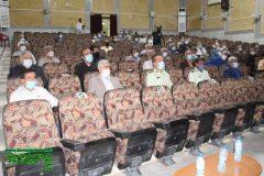 به مناسبت هفته دفاع مقدس تجلیل از پیشکسوتان عرصه جهاد و شهادت دفاع مقدس شهرستان دشتستان برگزار شد