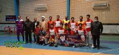 مسابقات فوتسال سالنی دهه فجر با اعلام برگزیده به کار خود خاتمه داد