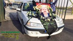 حاج ناصر بارزگان پیشکسوت ورزش عرصه فوتبال دشتستان تشییع و در جایگاه ابدی خود به خاک سپرده شد