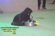 تصاویر برگزاری تعزیه حضرت رقیه در برازجان