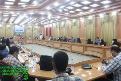 دومین تقدیر اصحاب رسانه خبرنگار دشتستان در فرمانداری دشتستان