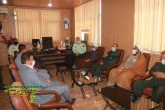 فرماندهی نیرو انتظامی دشتستان به مناسبت هفته نیروی انتظامی تجلیل شد