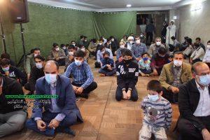 تصاویر جشن ولادت امام جواد(علیهالسلام) در مسجد حضرت مهدی برازجان