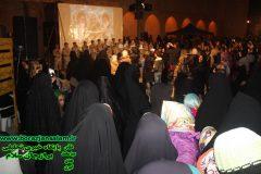 تریبون آزاد به مناسبت دهه فجر در میدان اصلی شهر برازجان ( کاروانسرای مشیر الملک ) برگزار شد + تصاویر اختصاصی