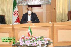 فرماندار شهرستان  دشتستان :  رعایت نکردن پروتکلهای بهداشتی و دورهمی های خانوادگی می تواند در تغییروضعیت شهرستان نقش بسزایی دارد