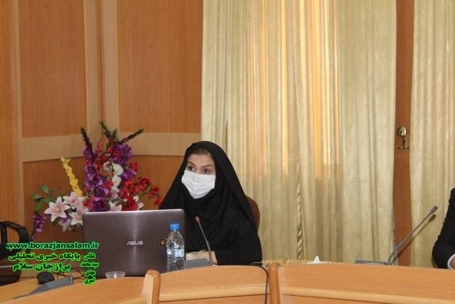 رییس شبکه بهداشت ودرمان دشتستان : شهروندان به مدت ۲ هفته از ارسال اگهی ترحیم تا قبل از آیین خاکسپاری خودداری کنند