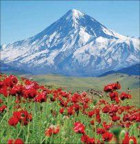 بخشی از کوه دماوند وقفی شد / سند یک برش از کوه دماوند بهنام سازمان اوقاف ثبت شد