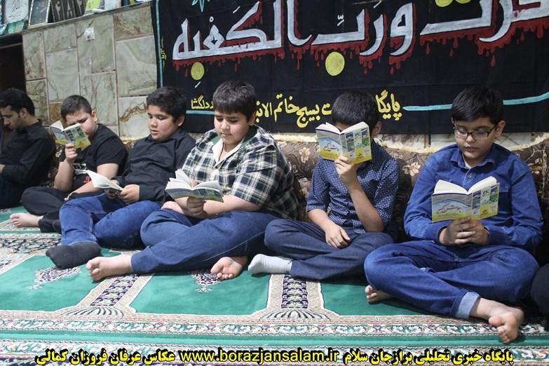 تصاویر مساجد برازجان در شب نوزدهم رمضان شب احیاء
