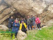 به نام یزدان پاک /برنامه نیم روزه پیمایش مسیر آسنگی به چهارگودتوسط کوهنوردان باشگاه سهندبرازجان به مناسبت روز کوهستان