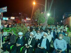 تصاویر افتتاحیه ستاد مرکزی ایت الله رئیسی شورای وحدت نیروهای انقلاب دشتستان