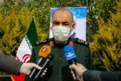 فرمانده کل سپاه پاسداران انقلاب اسلامی: ملت لبنان ستارههای بزرگ مقاومت در دنیای اسلام هستند