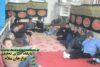 اخرین شب مراسم روزه خوانی ماه صفر در منزل مرحوم شادروران حسین بحرینی در برازجان برگزار شد .