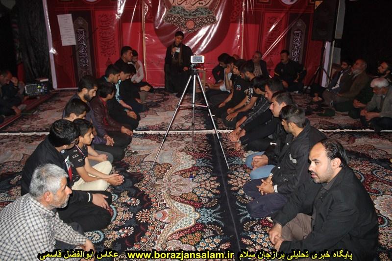 مراسم وفات ام البنین ( س ) وتکریم از مادران شهید و گرامی داشت شهدای حادثه تروریستی در زیارت برگزار شد .