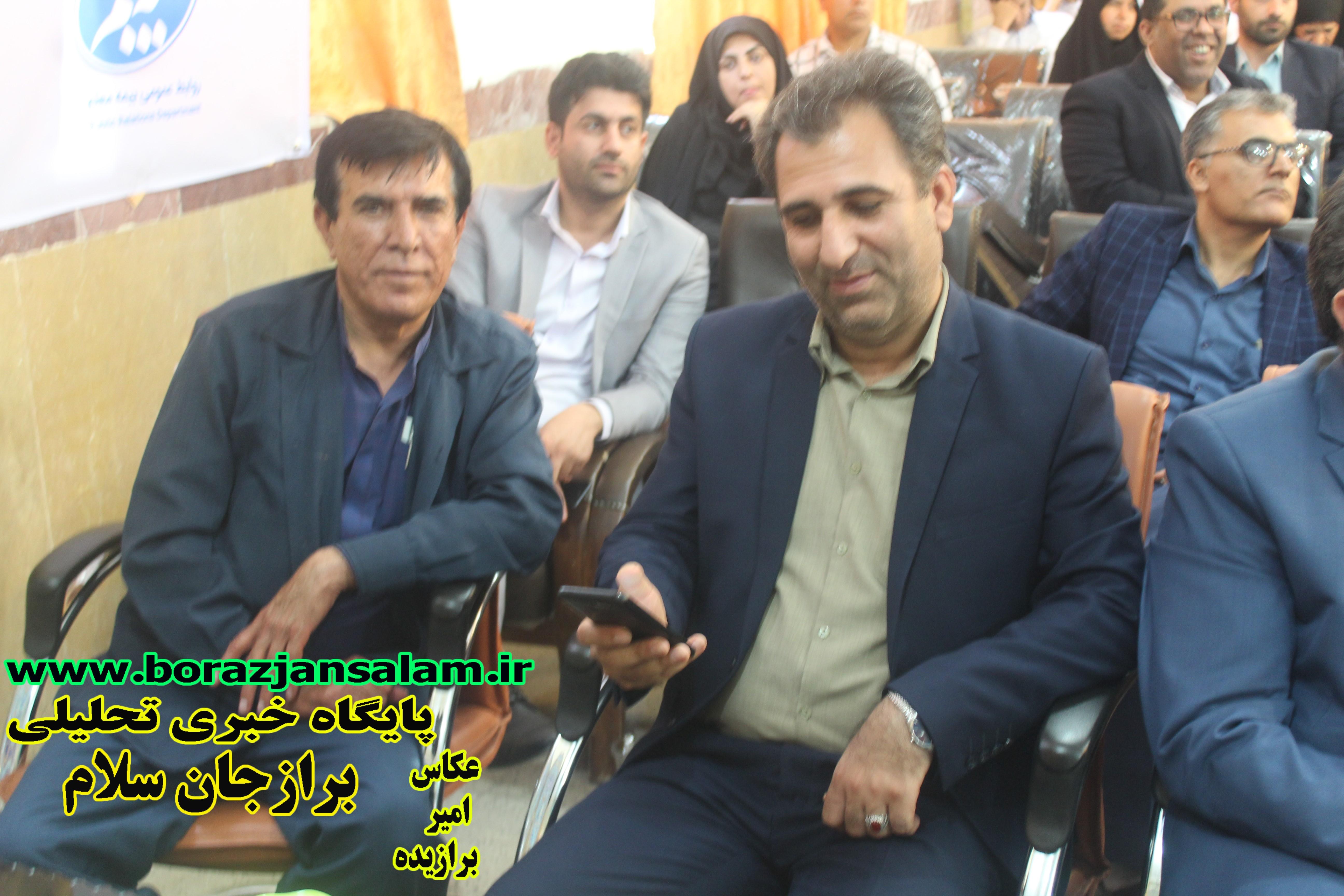 پیام تبریک شهردار برازجان به مناسبت آغاز پاییز و بازگشایی مدارس