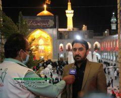 علی احمدی مسئول کانون خبر، رسانه و فضای مجازی آستان قدس رضوی استان بوشهر : طرح خادمیار رسانه و فضای مجازی را در سراسر کشور بعنوان کانون خادمیاری تشکیل داده ایم