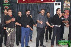 عزادار  امام حسین / مردم برای کپسول گاز مایع ثبت نام نکنند