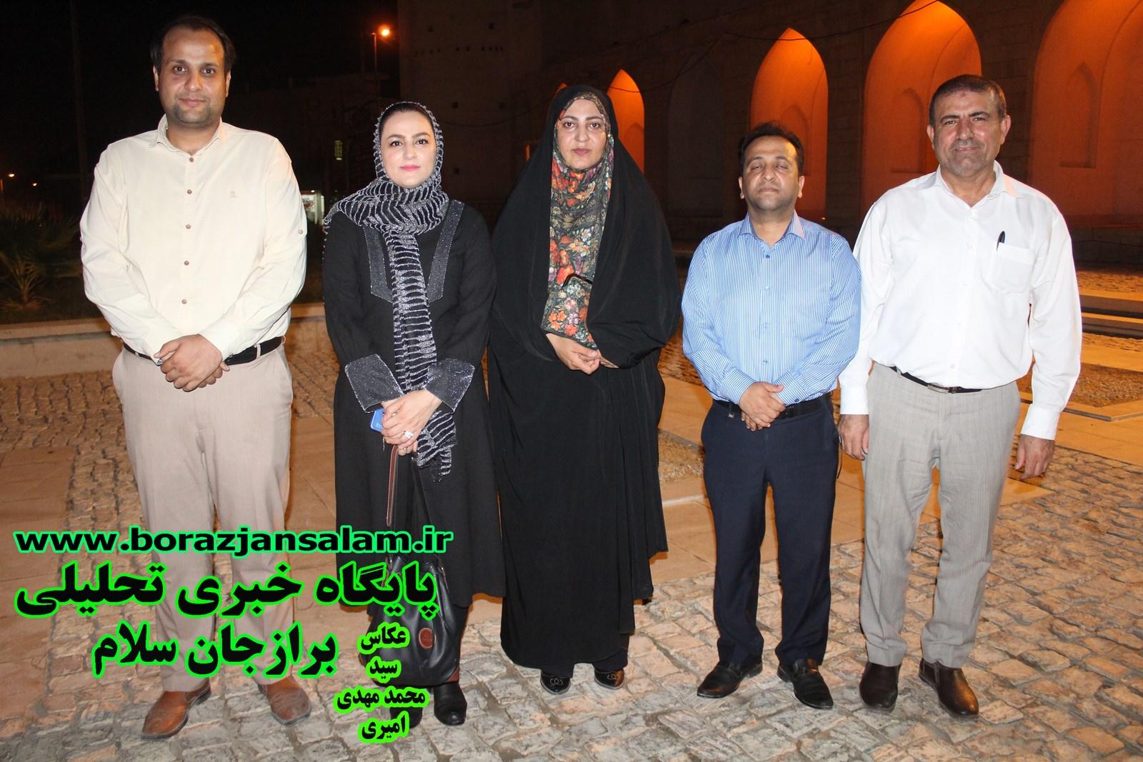 پیام تسلیت رئیس واعضای شورای اسلامی شهربرازجان به مناسبت ایام محرم