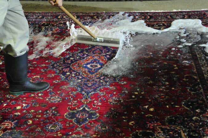 آستانه نوروز مواظب قالیشویی های غیر مجاز باشید ، که به دام آنها نیفتید!