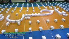 هم زمان با دهه اول محرم توزیع ۳ هزار بسته معیشتی در مناطق محروم بوشهر انجام شد