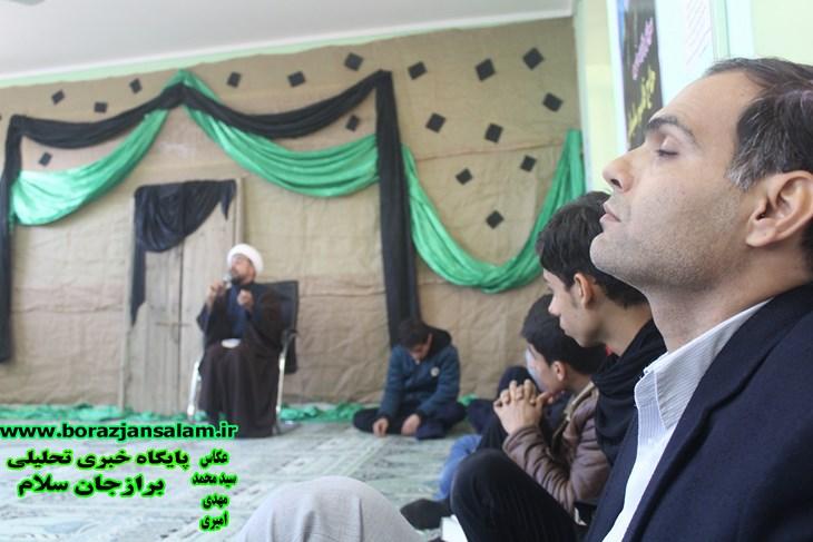 حجت الاسلام والمسلمین فاطمی تبار / ایام فاطمیه برای اولین مظلوم عالم حضرت علی و خاندان امامت برنامه ریزی شده بود .