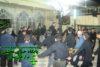 مراسم سینه زنی سنتی رحلت پیامبر ( ص) ، شهادت امام حسن مجتبی و شهادت امام رضا در مسجد قلعه برازجان برگزار شد .