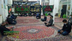 تصاویر مراسم عزاداری رحلت حضرت محمد ( ص ) و شهادت امام حسن مجتبی ( ع ) در مسجد قلعه برازجان