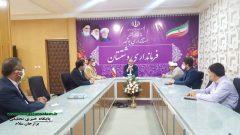 فرماندار دشتستان در جلسه معارفه شهردار جدید آبپخش : شهرداران نسبت به ایجاد درآمد پایدار شهری برنامه ریزی لازم داشته باشند