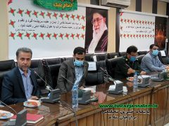 برگزاری نشست محکومیت عادی سازی روابط با صهیونیستها در بوشهر