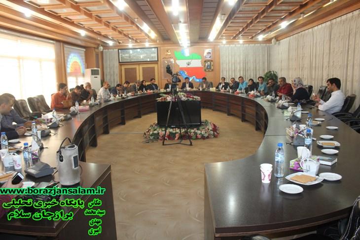 به زودی مشکل بیمه خبرنگارها و مطبوعات در گارگاره آموزشی اداره ارشاد بوشهر برطرف خواهد شد