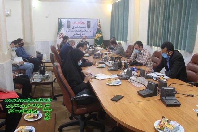اجرای ۷۴۰ برنامه ویژه هفته دفاع مقدس در بوشهر/ ۴۸۱ پروژه عمرانی و محرومیتزدایی در بوشهر بهرهبرداری میشود