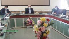 نشست صمیمانه ، فرماندار شهرستان بوشهر  به مناسبت هفته گرامیداشت افراد دارای معلولیت با مدیران عامل انجمن های معلولین این شهرستان