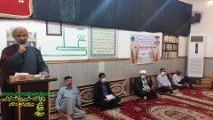 نشست چهره به چهره با مودیان زکات روستای زیارت از توابع بخش مرکزی دشتستان برگزار شد