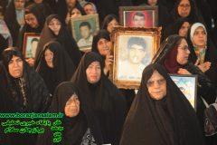 نکوداشت مادران آسمانی شهرستان دشتستان به روایت تصاویر
