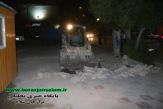 مطالبهی دیرینهی شهروندان در آستانهی برآورده شدن:پیادهرو بلوار شریعتی بازسازی میشود!