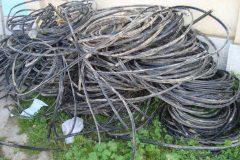 سرقت گسترده کابلهای مخابراتی در شبانکاره