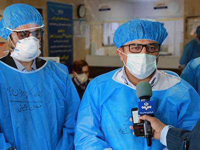 بستری ۱۳ مورد جدید در بیمارستان های استان بوشهر و ترخیص ۱۸ مورد  